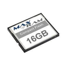 16GB Compact Flash Memory Card for Canon Digital IXUS 400 & more