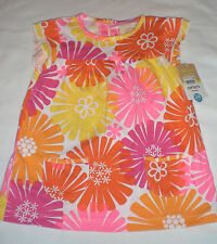 NWT CARTER'S BABY GIRL  DRESS 12, 18, 24 MONTH 100% COTTON