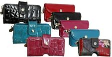 Slick & Stylish Liz Claiborne Cell Phone Pouches - Multi Colors Available
