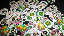 Pre Cut One Inch TRACTORS BOTTLE CAP IMAGES!  MUST SEE