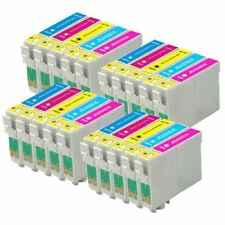20 Colour Ink Cartridges non-OEM to replace T0802, T0803, T0804, T0805, T0806