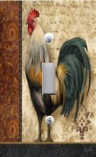 Light Switch Plate Switchplate Cover FRENCH TUSCAN ROOSTER
