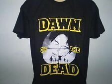 DAWN OF THE DEAD   TARGET   ZOMBIE FILM   MENS T SHIRT horror movie flesh eating