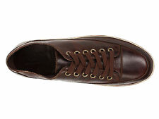 NEW  BORN® born burke PREMIUM LEATHER LACE-UP SNEAKER COMFORT SHOES
