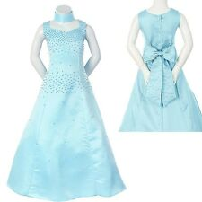 New Girl National Pageant Wedding Easter Formal party Dress size 6 8 10 12 14 16