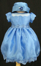 New Infant Girl & Toddler Easter Wedding Photo Formal Party Dress size: S M L XL