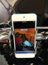 Fits All Harley Davidsons iPhone3G,4S,iPod,iTouch,Nano SATIN Holder/cradle
