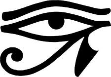 Eye of Ra / Horus Decal / Sticker - You pick the color!!
