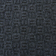 Hertford Black Cube Carpet 4m Wide Lounge Bedroom Stairs AnySize Cheap RRP£8 Sqm