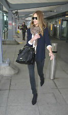 $234 Celeb Fave MiH Made In Haven Breathless Skinny Low Rise Jeans Nighthawk 31