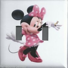 Light Switch Plate Outlet Covers DISNEY MINNIE MOUSE DANCING