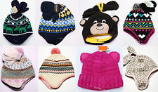NWT Boys Girls Winter Hat Mittens Set Knit Carters Old Navy NEW Toddler Infant