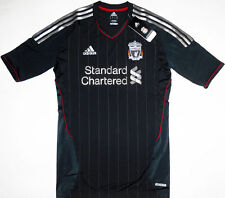 11/12 Liverpool Away TECHFIT Player Issue Football Shirt Soccer Jersey Top Kit