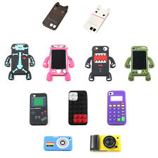 A selection of quirky/retro iPhone covers/cases in a variety of styles