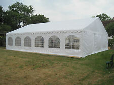 New Very Heavy Duty 9x12m Deluxe DIY Marquee (approx 30ft x 40ft)