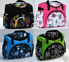 BABY PRAM STROLLER CHANGING DIAPER BAG WITH CHANGING MAT OPTION 25 COLOURS