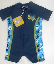 NWT WINNIE THE POOH SWIMSUIT 1PIC BOYS CLOTHES SIZ 2-8