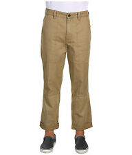 NWT Calvin Klein Jeans CK One Chino Twill Designer Pant casual cool khakis