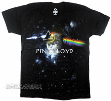 Pink Floyd T-Shirt Great Gig In The Sky Rock Band Black Rainbow Prizm Moon BABA
