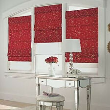 NEW Spencer Double Roman Shade Shade/Blind ~ VARIOUS COLORS & SIZES