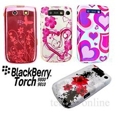 Teepee Online Case Cover Blackberry Torch 9800/9810 Various Designs New