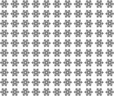 SNOWFLAKE STICKERS / DECALS - DIFFERENT SIZES & COLOURS CARDS CRAFTS