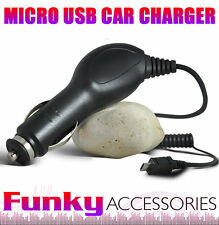 In Car Charger Apple Sony Samsung LG HTC Blackberry Motorola Nokia Huawei Acer