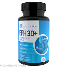 WBP Eph30+ Appetite Suppressant Weight Loss Energy Boost Tablets Ephedrine Free