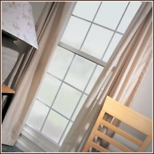 Frosted Window Film Privacy Door Glass Vinyl Tint Self Adhesive Home Decorative