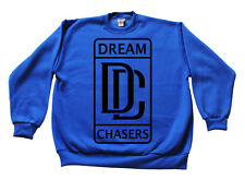 Meek Mills Dream Chasers Crewneck MMG Rick Ross Wale sweatshirt Pill shirt Royal