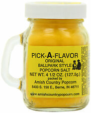 FRESH Amish Country Popcorn Seasonings - Choose Your Favorite Popcorn Flavor