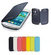 FLIP CASE Battery Back COVER For SAMSUNG GALAXY S3 MINI i8190