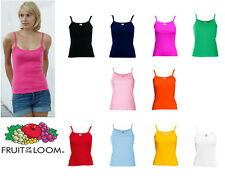 Fruit of the Loom Lady-fit strap tee All Sizes