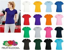 Fruit of the Loom Women's-Fit Valueweight Tee