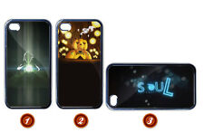 anime NEW soul eater kid death ring 2 iphone 4 4g 4s & 5 5s hard case cover