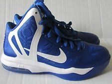 NEW NIKE Air Max Womens Basketball Shoes Hi Top BLUE Hyper Aggressor 13
