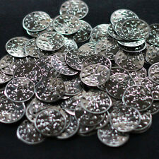 200 coins Belly Dance Costumes Scarf Coins GOLD & SILVER