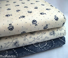 Indigo Crossing by Moda - Fabrics for Patchwork, Craft, Quilting & Sewing - FQ