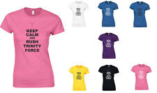 Keep Calm and Rush Trinity Force, League of Legends Inspired Ladies' T-Shirt