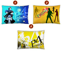 shin megami tensei persona 4 games playstation pillow case for bed bedding