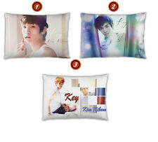 NEW kim ki bum kibum super junior suju gim gibeom pillow case for bed bedding