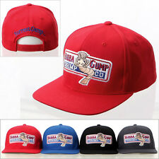 NEW Bubba Gump Shrimp CO Hat Forrest Gump Costume Embroidered Snapback Cap