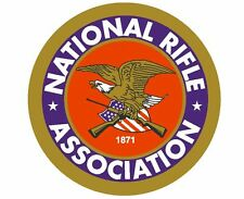 Anti Obama Gun Control NRA National Rifle Association Sign Decal Sticker USA R1
