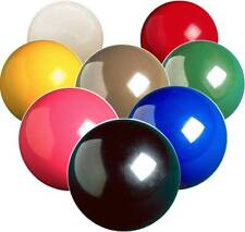 "Spare Aramith Snooker Balls - Size 2 1/16"" (Full Size) - All Colours"