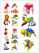 New Beautiful Springy animals for baby & children room or car mobile decorations