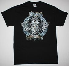 SKYCLAD THE WAYWARD SONS OF MOTHER EARTH 91 FOLK METAL SABBAT NEW BLACK T-SHIRT