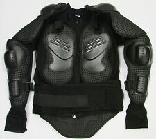 Motorcycle Motocross MX Full Body Armor Chest Protector Gear S,M,L,XL,XXL,XXXL