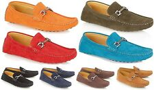 SA MENS LOAFERS MOCCASINS DRIVING SHOES DESIGNER CASUAL SLIP ON SHOES SIZE