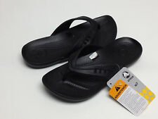 Crocs Kadee Flip-Flop Black / Black All US Women Size 5 6 7 8 9 10 11
