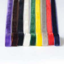 Neotrims Best Quality Luxury Velvet Velour Ribbon Ruban Crafts Projects Trimming